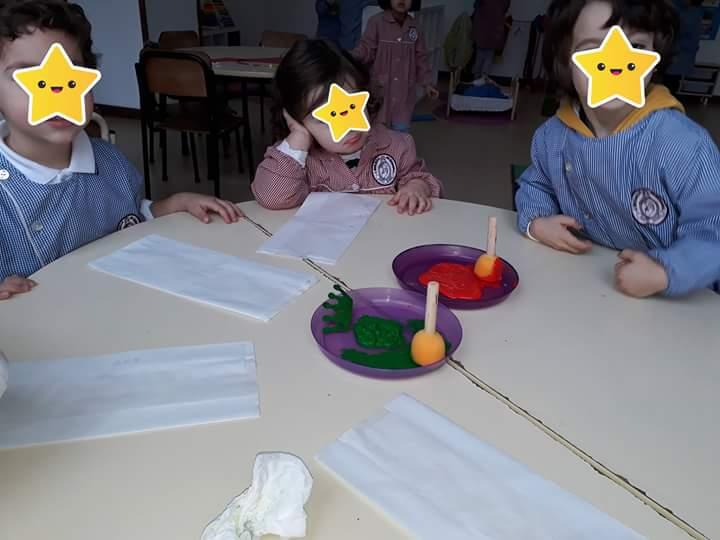 Dia de Reis no Pré-Escolar